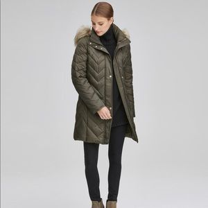 Marc New York Winter Coat (removable hood)